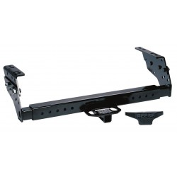 Reese Towpower - 88001 - Class II Trailer Hitch with Metal Shield Black Coating Finish and 3500 Capacity GVW (Lb.)