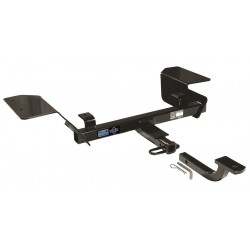 Reese Towpower - 06389 - Class II Trailer Hitch with Metal Shield Black Coating Finish and 3500 Capacity GVW (Lb.)