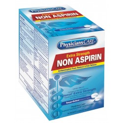PhysiciansCare - 90016G - Non-Aspirin, Tablet, 50 x 2 Count, 50 PK