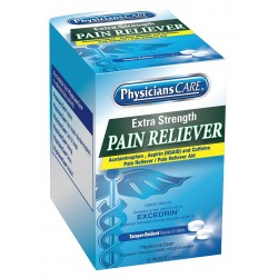 PhysiciansCare - 90316G - Pain Reliever, Tablet, 50 x 2 Count, 50 PK