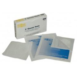 Pac-Kit - 3-001G - Gauze Pad, Sterile, White, No, Gauze, PK4