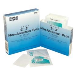 Pac-Kit - 3-601G - Gauze Pad, Sterile, White, No, Gauze, PK10