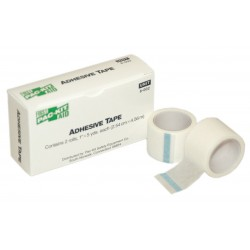 Pac-Kit - 8-002G - Tape, White, 1 In. W, 5 ft. L, PK2