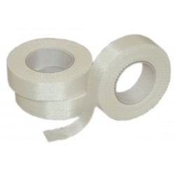 Pac-Kit - 8-060G - Tape, White, Cloth, 1/2 In. W, 10 yd. L
