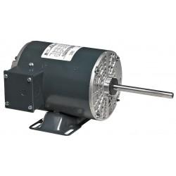 Marathon Electric / Regal Beloit - 56T8O5306 - 1 HP Condenser Fan Motor, 3-Phase, 850 Nameplate RPM, 208-230/460 Voltage, Frame 56HZ