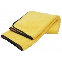 Carrand - 40059AS - Yellow Microfiber Towel, 22 x 36, 1 EA