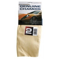 Carrand - 40200AS - Full Skin Chamois, 2 Sq. Ft., Sheepskin
