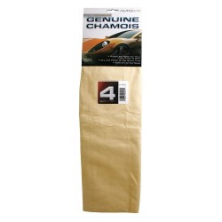 Carrand - 40204AS - Full Skin Chamois, 4 Sq. Ft., Sheepskin