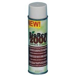 BioRem-2000 - 8008-020 - Spill Surface Cleaner, Neutralizes Multi-Purpose, Liquid, 20 oz.