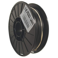 Filabot - 3010111 - Black Filament, Plastic, 3mm Diameter