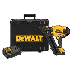 Dewalt - DCN693M1 - Cordless Metal Connection Nailer, Voltage 20.0 Li-Ion, Battery Included, Fastener Range 1-1/2 to 2-