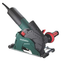Metabo - W 12-125 HD SET CED PLUS - Angle Grinder, 9600 No Load RPM, Slide Switch Type