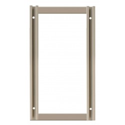 Akro-Mils / Myers Industries - TV24F - Wall-Mount Frame, 24 in. H