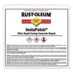 Rust-Oleum - 288395 - Gray Concrete Repair, 16 oz. Bottle, Coverage: 230 ft. @ 1/4 x 1/4