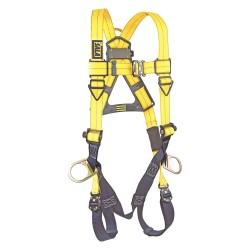 DBI / Sala - 1110625 - Delta Ii Quick Connect Full Body Harness W/sta