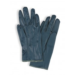 Ansell-Edmont - 32-125 - Smooth Nitrile Canvas Gloves, Glove Size: XL, Blue