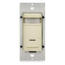 Leviton - ODS10-IDI - Leviton ODS10-IDI PIR Occupancy Sensor/Switch, Ivory