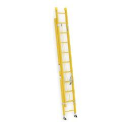 Werner - 9524-2 - Extension Ladder, Fiberglass, IA ANSI Type, 24 ft. Industry Ladder Size