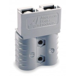 Anderson Power Products - 6800G2 - Power Connector, Gray, 4 Wire Size (AWG), 0.298 Max. Wire Dia.