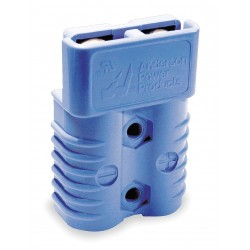 Anderson Power Products - 6321G1 - Power Connector, Blue, 2/0 Wire Size (AWG), 0.484 Max. Wire Dia.
