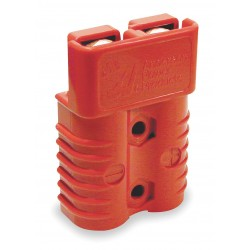Anderson Power Products - 6322G1 - Power Connector, Red, 2/0 Wire Size (AWG), 0.484 Max. Wire Dia.