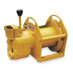 Ingersoll-Rand - LS2-300RGC-L - 13-3/16H Gear Motor Air Winch for Lifting, Pulling with 660 lb. 1st Layer Load Capacity