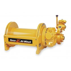 Ingersoll-Rand - FA5A-24MX1 - 31-1/2H Piston Motor Air Winch for Pulling with 13, 000 lb. 1st Layer Load Capacity