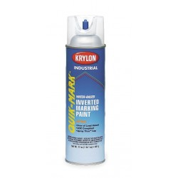 Krylon - A03500 - 20-oz. Industrial Quick-mark Wb Inverted Clear P