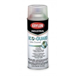 Krylon - K07900000 - Iron Guard Spray Paint in High Gloss Clear for Masonry, Metal, Plaster, Plastic, Wood, 12 oz.