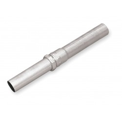 Allied - 848522 - EMT Galvanized Steel Conduit with Compression Coupling, Trade Size: 2-1/2, Nominal Length: 10 ft.