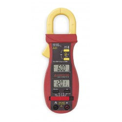 Amprobe - ACD-14 PLUS - Clamp On Digital Clamp Meter, -4 to 999F Temp. Range, 1 Jaw Capacity, CAT III 600V