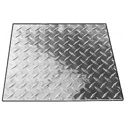 Other - 3DRV3 - Plate Stock, Tread, 1009Stl, 1/8 InT, 1x2 Ft