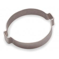 Oetiker - 10100032-100 - Crimp, 2-Ear Hose Steel Hose Clamp