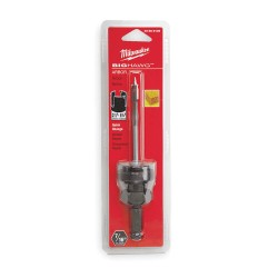 Milwaukee Electric Tool - 49-56-9105 - Milwaukee 49-56-9105 7/16-Inch Hex Durable Big Hawg Arbor