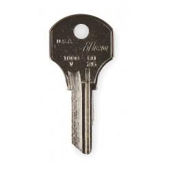 Kaba Ilco - 1000V-CO26 - Key Blank, Brass, CCL, Pins 6, PK10