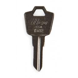 Kaba Ilco - 1502 - Key Blank, Brass, ESP, Pins 5, PK10