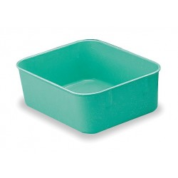 Lewisbins - NO65-2 GREEN - Nesting Container, Green, 2H x 6-3/8L x 4-7/8W, 1EA