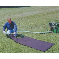 Ultratech - 9724-O/S - Stormwater Ctrl Oil + Sediment Ultra-Dewatering Bag Black 6 Inx6 In 5.6 Pound Ultratech Intl., EA