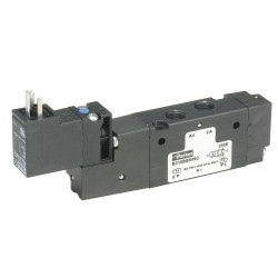 Parker Hannifin - B814BB549A - 3/4 24VDC 4-Way, 2-Position Solenoid Air Control Valve