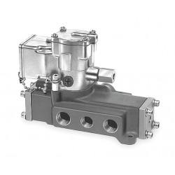 Parker Hannifin - L7059910249 - 1-1/4 24VDC 4-Way, 2-Position Solenoid Air Control Valve