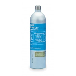 MSA - 711070 - MSA 34 Liter Aluminum Econo-Cal Cylinder 10 PPM Sulfur Dioxide in Air Reactive Gases Calibration Gas, ( Each )