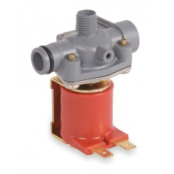 Bradley - S07-068AS - Through Body Solenoid Valve, 24VAC For Use With Wash Fountains