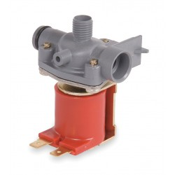 Bradley - S07-067AS - Solenoid Valve, 24VAC, Through Body For Use With Wash Fountains