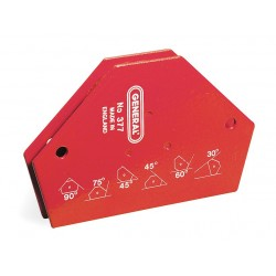 General Tools - 377 - Ceramic Magnet Protractowelding Link 50-lb Pull