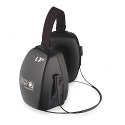 Howard Leight / Honeywell - 1011996 - 28dB Behind-the-Neck Ear Muff, Black&#x3b; ANSI S3.19-1974