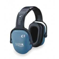 Howard Leight / Honeywell - 1011142 - 20dB Over-the-Head Ear Muff, Blue&#x3b; ANSI S3.19-1974