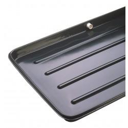 DiversiTech - 6-2763L - Plastic Condensate Drain Pan, 27x63
