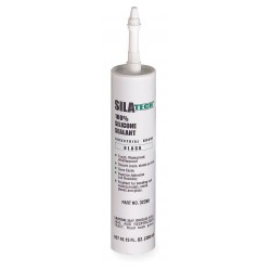 Loctite / Henkel - 32390 - Black 10.12 Oz. Ind Grade Silicone