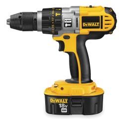 Dewalt - DCD950VX - DeWALT DCD950VX 18V 1/2'' XRP Hammerdrill / Drill / Driver w/ Vehicle Charger