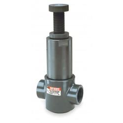 Hayward Industries - PR20075T - PR Series 4-1/8L CPVC Pressure Regulator, 5 to 75 psi